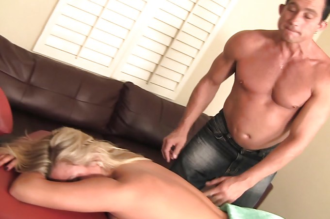 This Weirdo Can't Keep His Hands Off My Hot Ass