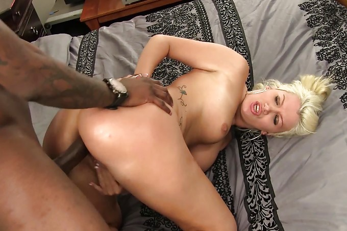 Layla Price Is A Platinum Blonde Who Loves Anal