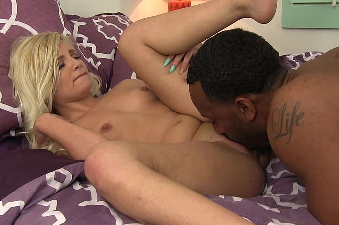 Alex Little Needs Some Giant Black Dick Today