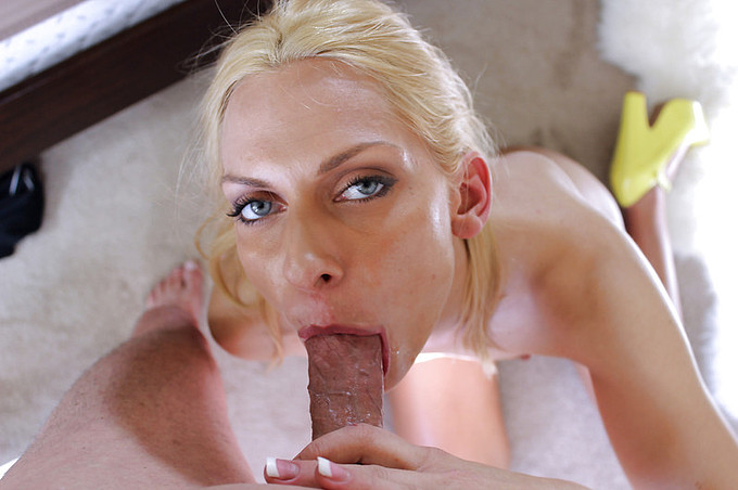 Madison Ryder Gets Mike Hunt To Cum Real Hard
