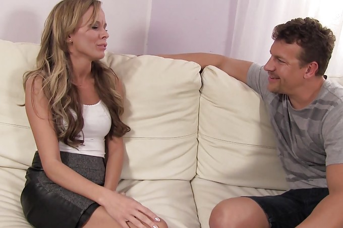 Super Sweet Little Step Sister Pristine Edge Gets Plowed