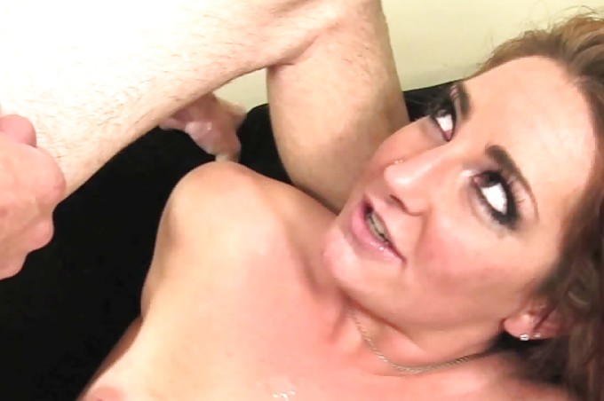 Wide Assed Hoe Gets Picked Up On The Street And Drilled