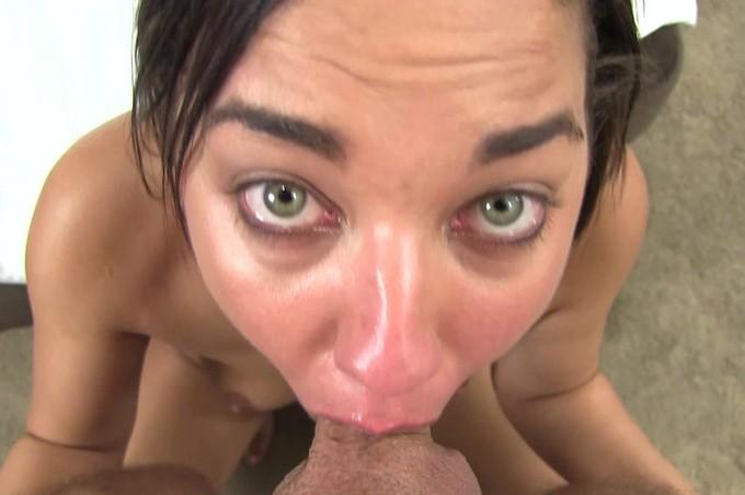 Amara Romani Loves To Suck On Big Hard Dicks