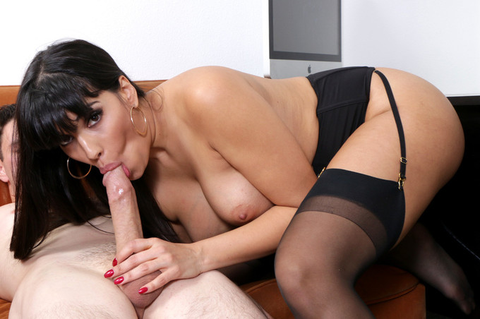Horny Colleagues Screw Each Other In The Office