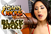 Asian Chicks Like Black Dicks