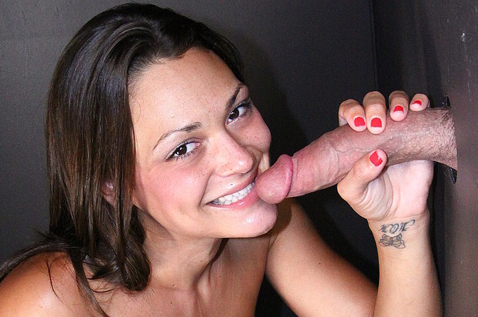 Olivia Wilder Gets Down And Kinky In This Blowjob Clip