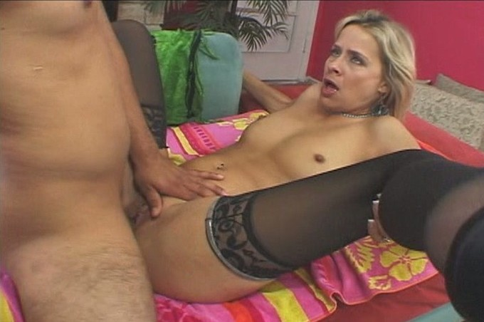 Hot Milf Enjoys A Hard Cocked Young Stud