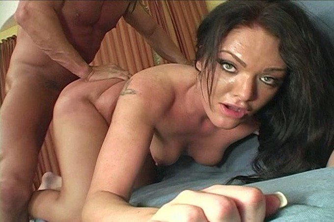 Teen Alyssa Dior Takes On A Massive Older Cock
