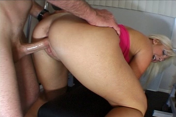 Older Guy Gets To Fuck A Super Hot Young Blonde