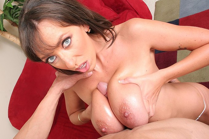 Big Boob Milk Alia Janine Takes A Pounding From Chris Stokes