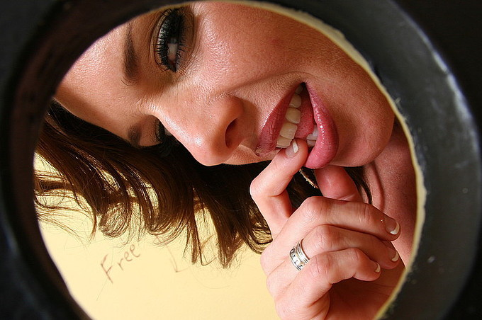 Veronica Avluv Is A Dirty Girl Who Loves Glory Holes