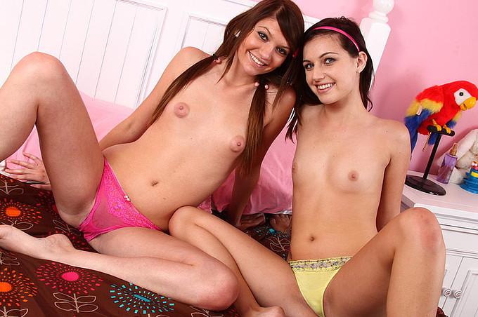 Maryjane And Cassandra Become Best Friend Ever