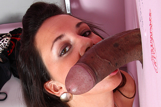Cami Smalls At The Glory Hole With Sledge Hammer