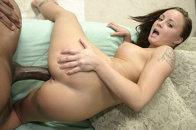 Ann Marie Michelle Likes Big Dick In Her Tiny Hole