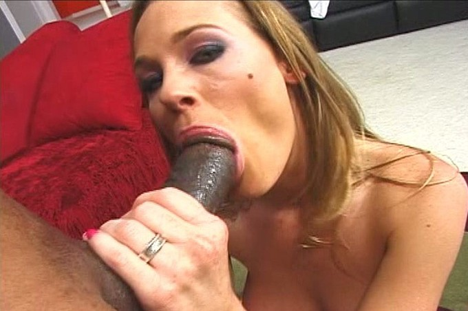 Phoenix Ray Loves To Get Her Some Big Black Cock