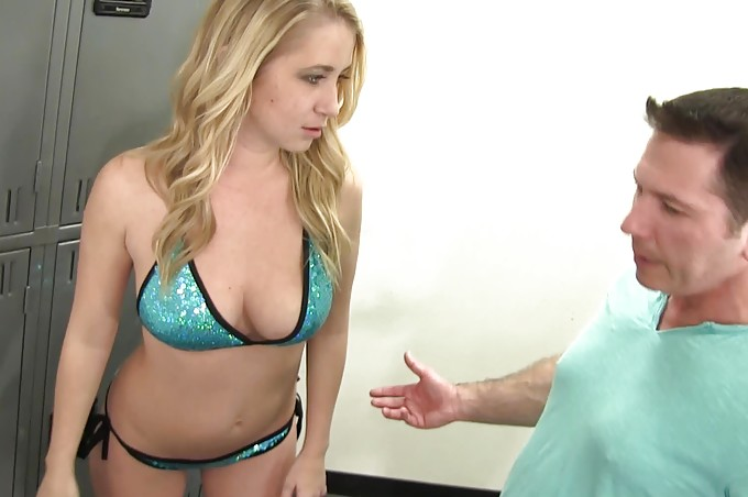 John Strong Pounds Fresh Faced Teen Mandy Armani So Hard