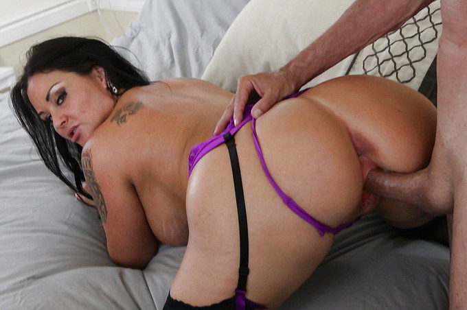 Big Titty Tattooed Slut Maci Takes Cock Deep