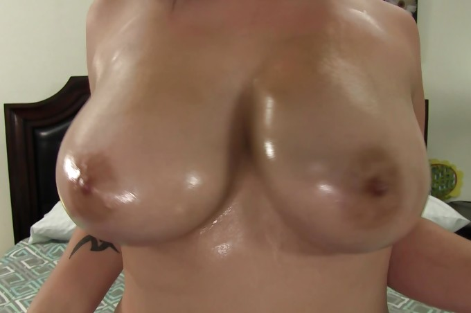Hottie With Big Tits Loves To Get Her Pussy Plowed